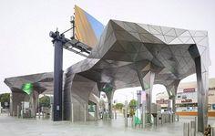 arquitectura y origami - Búsqueda de Google