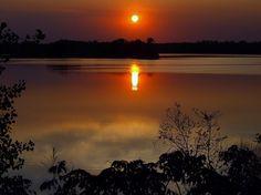 Sunset Minnesota