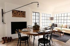 Summer Thornton Design did a complete remodel and interior design of an early 1900′s French Tudor style house, nestled on beautiful Country Club drive, Chicago, Illinois.