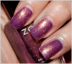 zoya faye. current nail color and one of my faves.