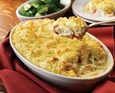 Fish Pie Recipe - Easy to Prepare & Super Filling - Bord Bia Easy Pie Recipes, Irish Recipes, Brunch Recipes, Best Healthy Recipe Books, My Best Recipe, Healthy Recipes, Savoury Recipes, Shellfish Recipes, Seafood Recipes