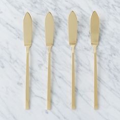 Impress your guests with our stylish serving utensils. Browse west elm's selection of salad servers, cheese knives, cheese spreaders and more. Cheese Spreaders, Gold Flatware, Flatware Set, Modern Christmas Decor, Holiday Decor, Serving Utensils, Meat And Cheese, Hostess Gifts, Bedding Shop