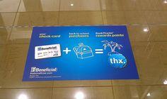 Retail Floor Decal by Britten, Inc.