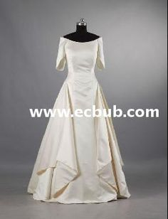 Denmark Princess Mary's wedding dress