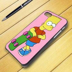 iphone 4/4s case - the simson Iphone Case