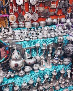 Freitag ist Markttag in Muscat, Oman © Nedzad Hujdurovic