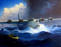 Flying Boat Raf Sea Short Sky  Free