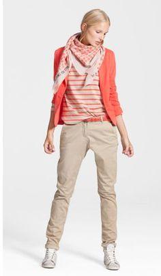 Leuke kleuren, mooie looks van OPUS Fashion