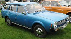 1973-1979 Mitsubishi Lancer A70 Wagon