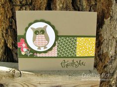 Creative Itch: 'Thank You' Card