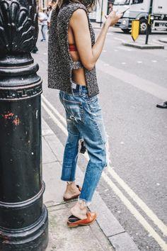 Большой Street Style: вязание / Street Style / ВТОРАЯ УЛИЦА