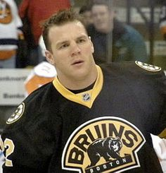 shawn thornton...he's my favorite....guess its the bad boy in him that does it for me!