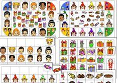 ORTHOPHONIE : L.M. Traitement des nombres et calcul. 🟣 Le Noël des compléments à 10. Entrainer les compléments à 10 - Calcul mental. Mémorisation. Plateaux enfants/cadeaux ou lutins/friandises. Cartes, dé de 5 à fabriquer 🙏Alice Bony / Orthophoniste Depuis Artiskit, accédez à des centaines de créations ⭐️⭐️⭐️⭐️ C'est une mine de ressources ! Visitez la plateforme de partage de créations 🎁 Téléchargez le cadeau PDF Camille, Alice, Creations, Playing Cards, Names, Mental Calculation, Speech Language Therapy, Pixies, Trays