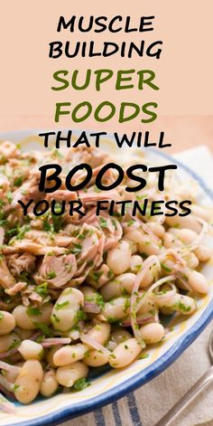 . MUSCLE BUILDING SUPER FOODS THAT WILL BOOST YOUR FITNESS: The saying goes, that muscles are made in the kitchen, and whilst training and exercise is important it's vital to eat just the right things to ensure your muscles are as strong as they can be... #nutrition #fitness #superfood #muscle #wellness #fitness
