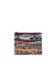 EMBROIDERED AND BEADED WALLET - Accessories - Accessories - Woman - ZARA United States
