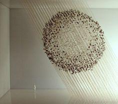Installation by Anna Hepler
