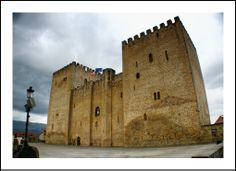 Medina de Pomar (Burgos) - Alcazar de los Velasco