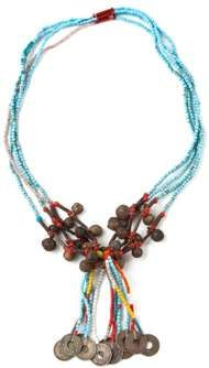 Via: emiliejean, blog.urbanoutfitters  Rustic Tribal Jewelry