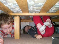 kid hiding in pipe - Google Search