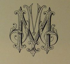 Image result for intellecta monogram MA