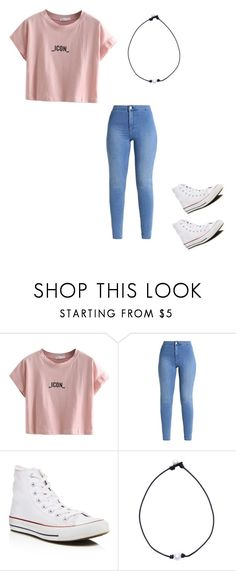 """""""Untitled #458"""" by austynh on Polyvore featuring Converse"""