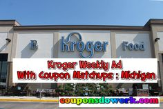 Kroger Michigan Weekly Ad with Coupon Matchups: 1/25 – 1/31/17 - https://couponsdowork.com/2017/kroger-grocery-store/kroger-michigan-weekly-ad-with-coupon-matchups-125-13117/