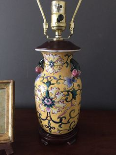 Asian style metal urns