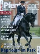 "Pferde Sport international 13/2016 ""Kapriolen im Park"""