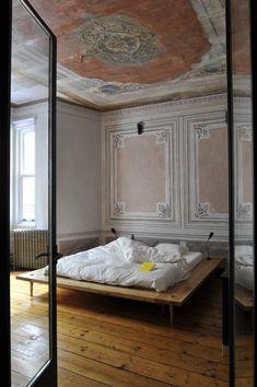 Salti Pasajı Evi Restorasyonu  Cenova Mimarlık
