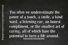 Between Sisters Between Friends: Too Often #quote #words #wordsofwisdom