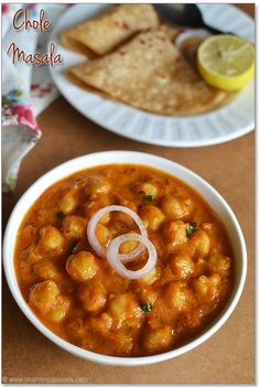 chole *easy! requires making paste of tomato/onion mix which is great for me - not a hassle either *delicious. i accidentally added too much lemon juice during so flavor of sauce was off, but with rice and chickpeas, it tastes great