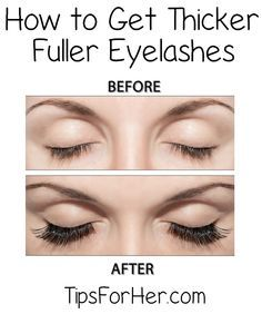 Clean off and use an old mascara wand or purchase a mascara tool from your local beauty supply store. Dip your wand or qtip into a small amount of Castor Oil and carefully apply a coat to your eyelashes. Do this once every few days or so. After a few weeks, you will notice considerable lash growth. Castor oil has been said to help with promoting eyelash growth while darkening your lashes natural color.