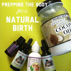 Prepping the Body for a Natural Birth