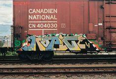 train graffiti - Google Search