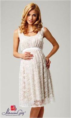 Праздничное платье для беременных, арт.6374700