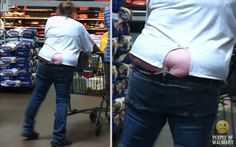 Oh...the people of Walmart