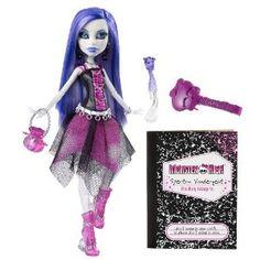 Monster High V7962 - Muñecas Espectra Vondergeist