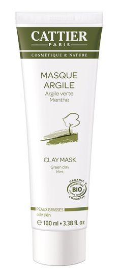 CATTIER Masque Argile (Kemig, 54kn)