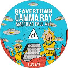 The Beers - Beavertown Brewery