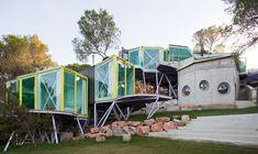 Hoe bizar is deze villa op ibiza?