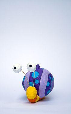 Paper Mache Projects, Paper Mache Clay, Paper Mache Sculpture, Paper Mache Crafts, Quilling Paper Craft, Paper Clay, Clay Crafts, Art Projects, Arts And Crafts