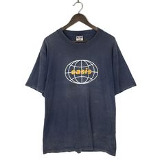 Excited to share this item from my shop: Vintage Oasis All Around The World Tour Tee Vintage Band Tees, Tokyo Fashion, Tour T Shirts, Oasis, Vintage Shops, 1990s, Etsy Shop, Hong Kong, Trending Outfits