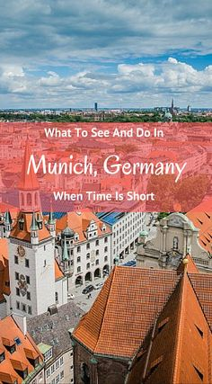 What to see and do in Munich Germany when time is short! Our mission is to give you a big enough taste to whet your appetite and leave your memories of Munich as magic. Not just a Munich City guide but and actual layout based on our own experiences in the city. Click to read more at http://www.divergenttravelers.com/things-to-do-munich-itinerary/
