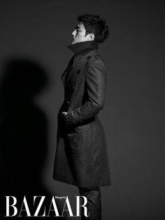 Ji Jin Hee - Harper's Bazaar Magazine November Issue '12