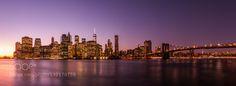 Manhattan Skyline 307/365 by acaceres