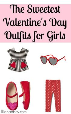 There's no better time than Valentine's Day to be a girl mom!  Check out some of the cutest clothes I've found to celebrate the holiday.