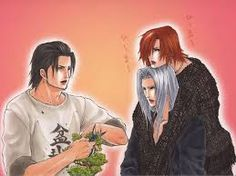 sephiroth and genesis yaoi - Поиск в Google