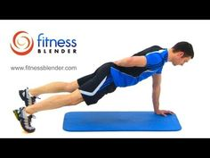 My Monday Workout!- Bodyweight Workout Routine - Nonstop Total Body Workout