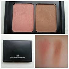 Elf conturing blush e bronzing power