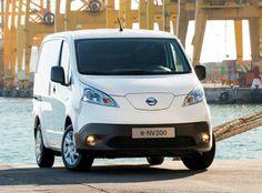 Nissan e-NV200 vanaf 20.578 euro